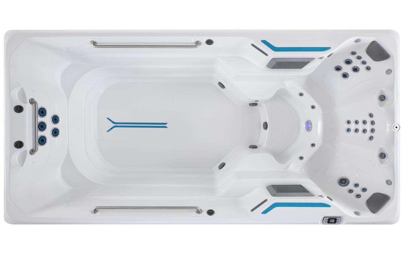 X500 von oben