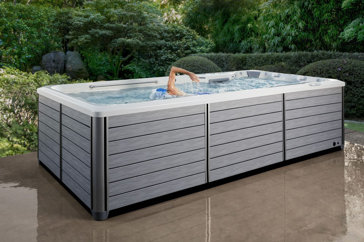 Swimcross X500 Resistance Swimming Spa Endless Pools