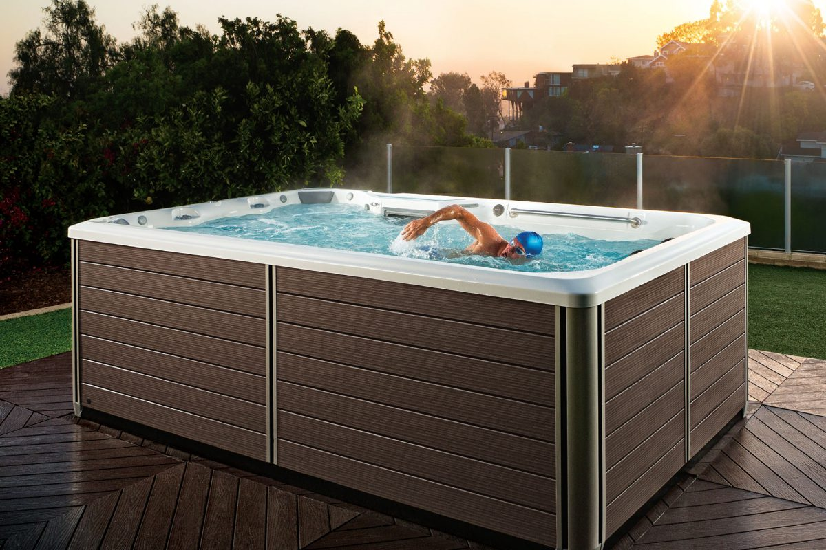 Swimcross - X200 Resistance Swimming Spa | Endless Pools