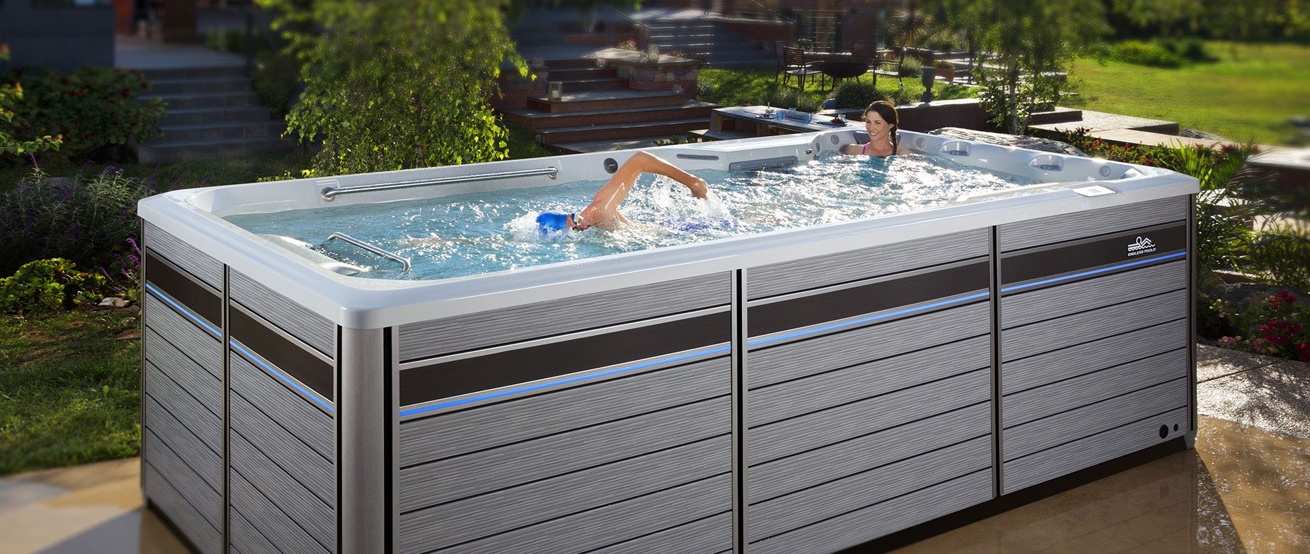 Exercise Pools Swim Spas | NEW Endless Pools® Fitness Systems