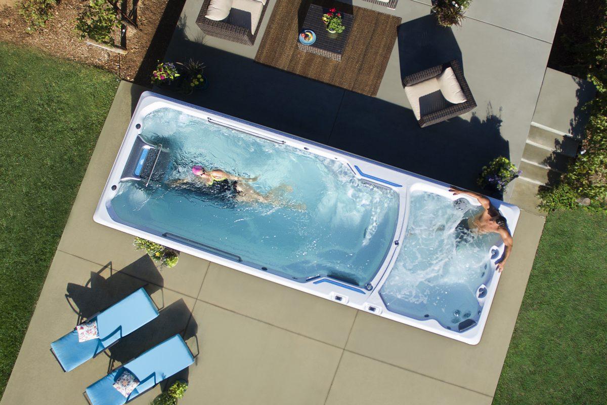 E2000 Swim Spa | Endless Pools