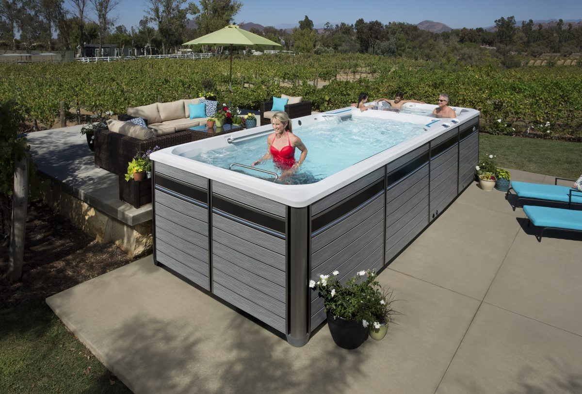 E2000 Swim Spa Endless Pools